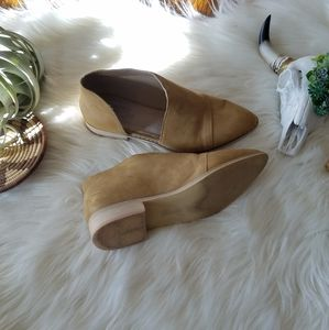 Free people dupe loafers or slides
